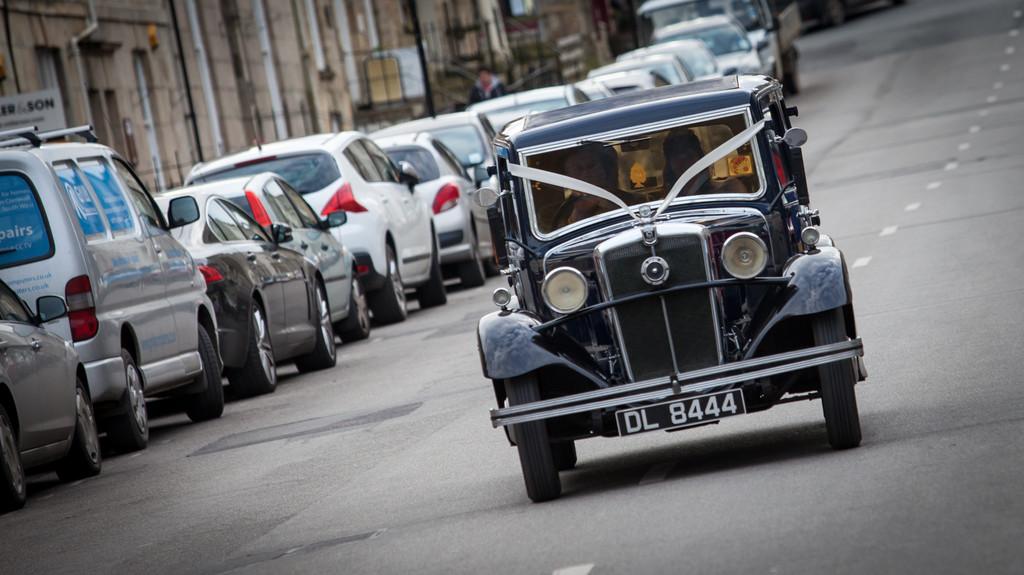D.D. Jones & Sons - Vintage Car Hire